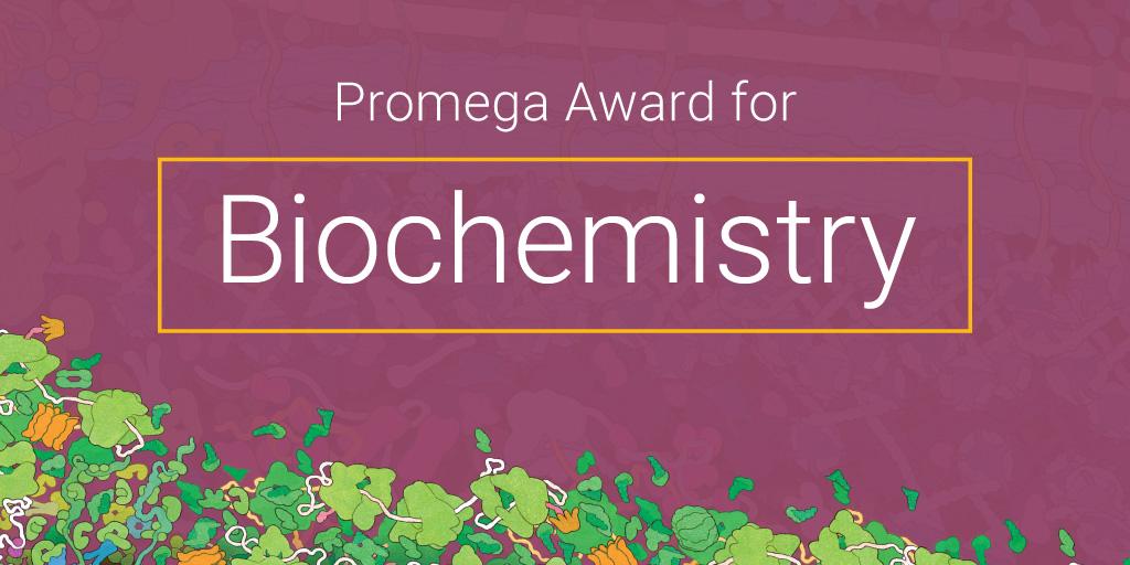 Премия Promega 2020 в области биохимии присуждается за вирусные исследования и протеиновую инженерию
